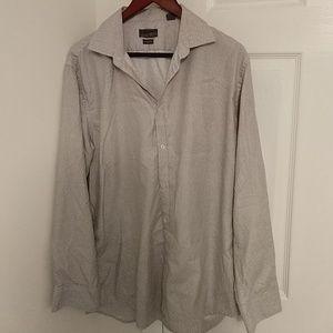 Button down shirt ruffini black label